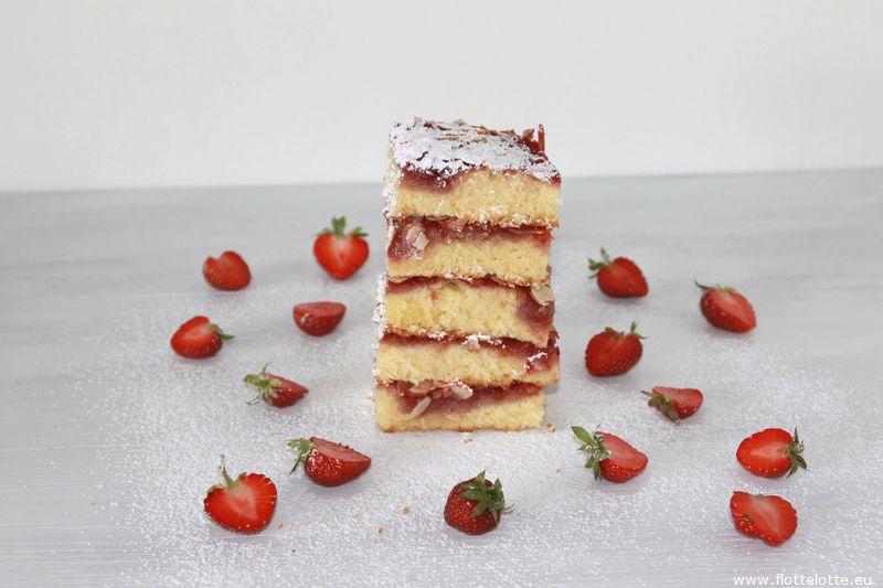 FlotteLotte Tassenkuchen mit Erdbeerguss_05