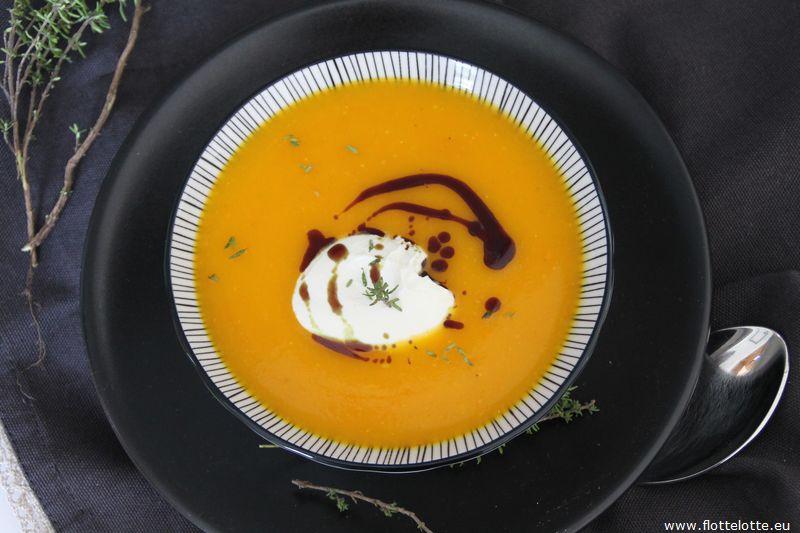 FlotteLotte Kürbis-Orangen-Suppe_82