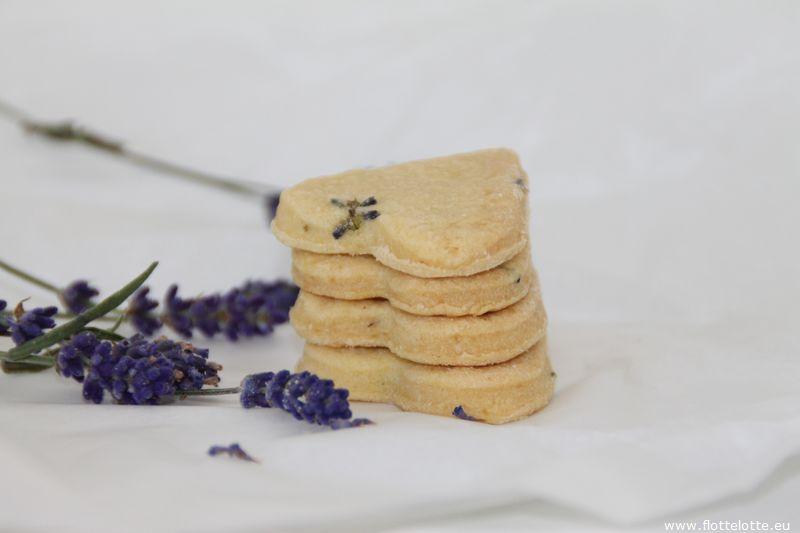 Flotte Lotte » Lavendelkekse