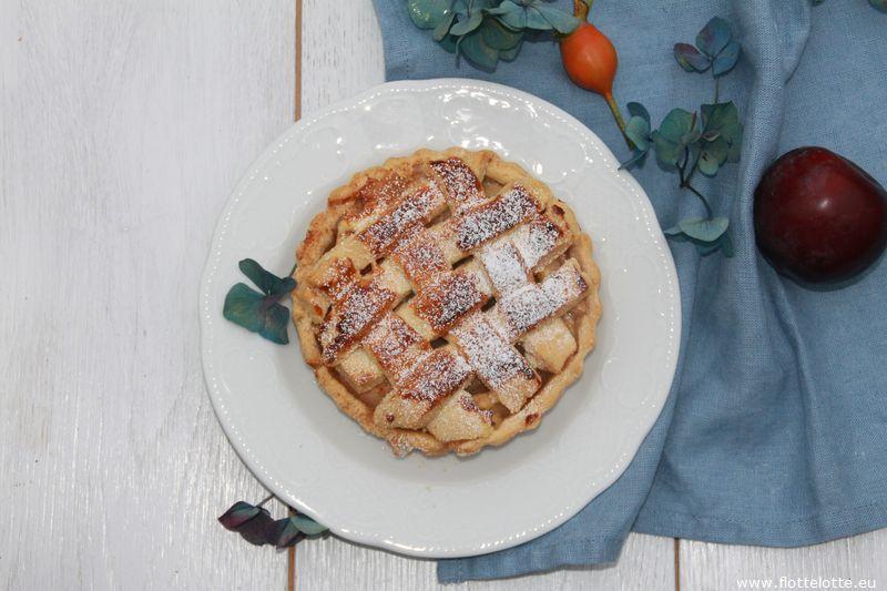 FlotteLotte Apfel und Pflaumen Pie_19