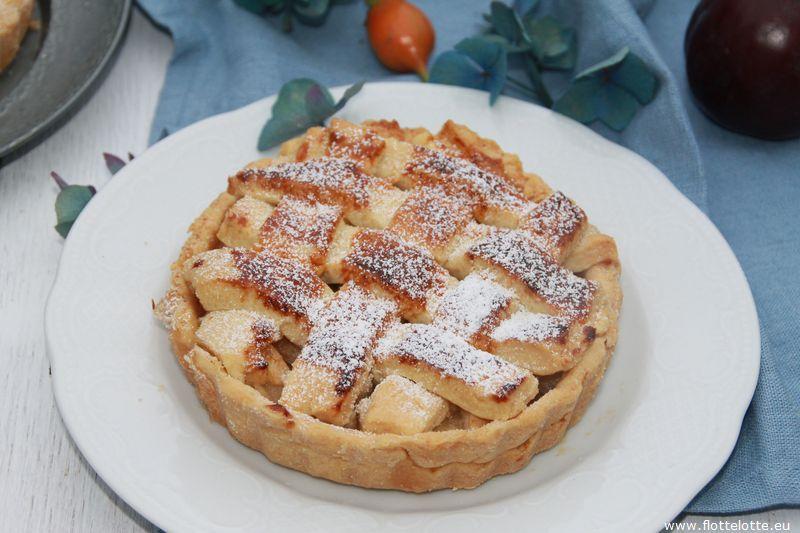 FlotteLotte Apfel und Pflaumen Pie_26