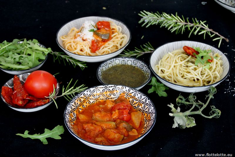 FlotteLotte Gemüsesoße-Spaghetti_17