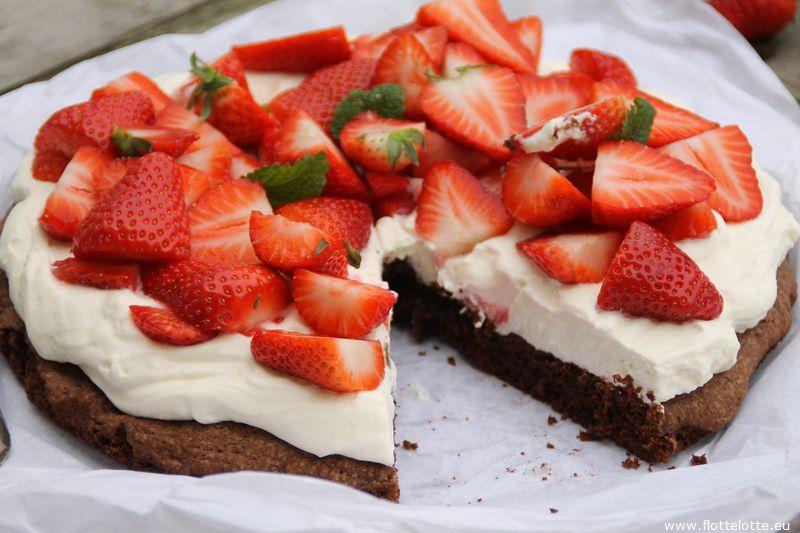 FlotteLotte Erdbeer-Brownie_28
