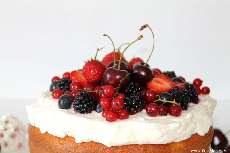 FlotteLotte Somerbeeren Torte_11