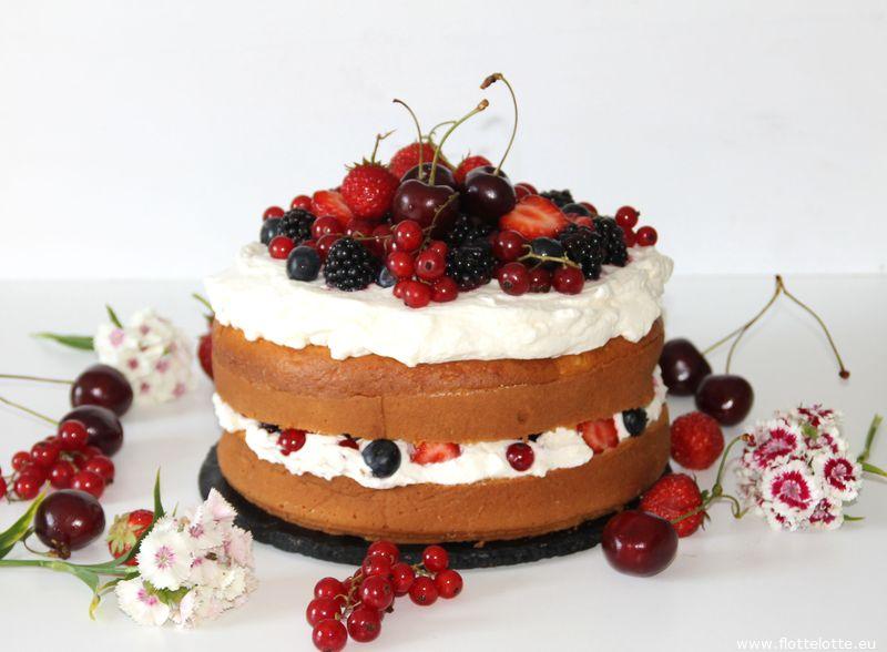 FlotteLotte Somerbeeren Torte_12