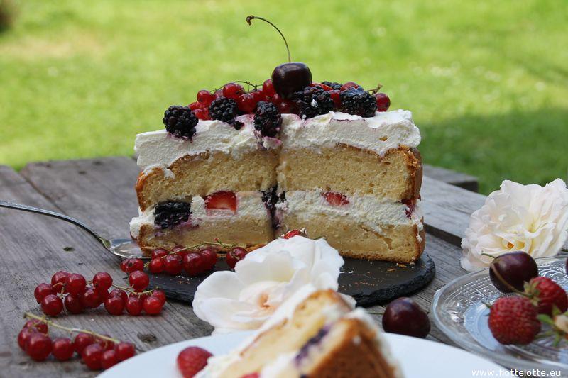 FlotteLotte Somerbeeren Torte_42